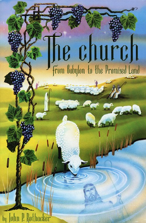 The church - Front Cover
