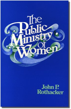 The Public Ministry of Women